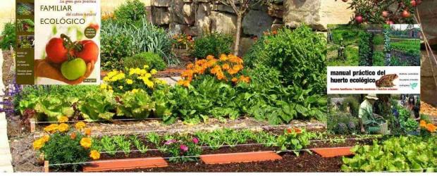 Cultiva alimentos saludables y ecológicos