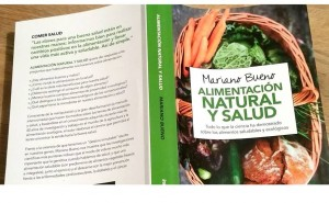 Nuevo libro: Alimentación Natural y Salud