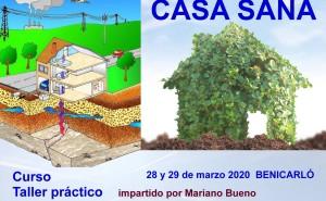 Curso Taller CASA SANA Geobiología y Biohabitabilidad
